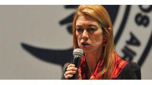 La ministra de Industria destacó las inversiones en línea blanca.