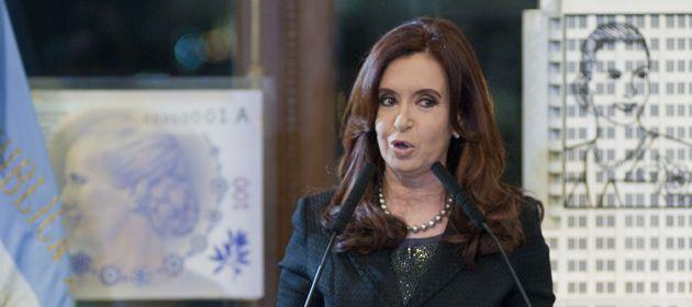 Cristina dijo que la asignación familiar es la más distributiva.