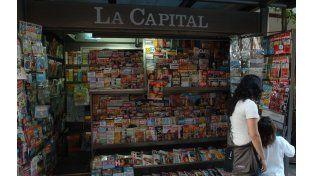 Los canillitas de Rosario paran sábado, domingo y lunes, pero el diario La Capital sale igual