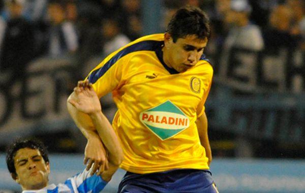 El Yacaré Gervasio Núñez jugó en Central entre 2007 y 2010.