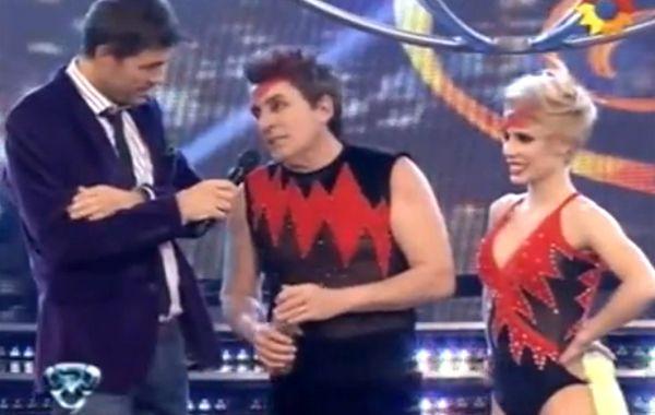 Beto César y Polino, la pelea del viernes en el Bailando 2012