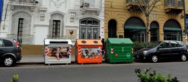 La separación de residuos viene generando resultados positivos. (Foto: M. Bustamante)
