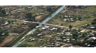 Ortolani está muy enojado con el gobierno provincial por la demora en las obras hídricas. (Foto: M.Bustamante)