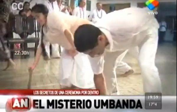 Un informe revela los misterios de la religión umbanda en Argentina