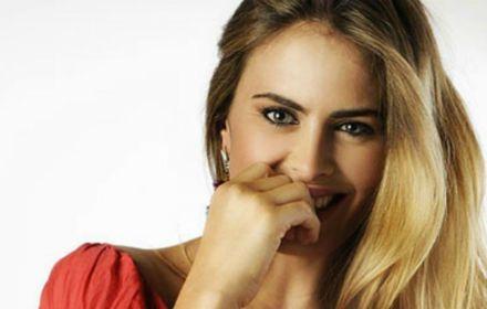 La actriz rosarina contó su verdad sobre las imágenes que registró con un ex novio en una expotacion vitivinícola.