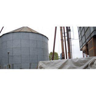 Con una capacidad de molienda de granos oleaginosos que casi se duplicó desde 2003, el complejo aceitero ubicado sobre el río Paraná trabaja con un alto porcentaje de subutilización.