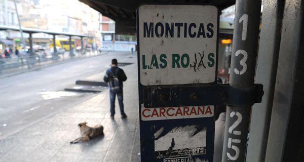 Paro de 48 horas en las empresas Monticas, Tata Rápido y Las Rosas