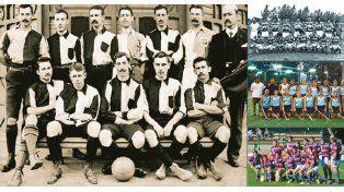 Plaza Jewell, el club donde nació el deporte rosarino, cumple hoy 145 años
