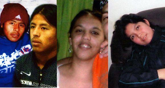 Buscan a tres personas desaparecidas en Rosario