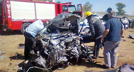 Rutas trágicas: en pocas horas hubo once muertos en cuatro accidentes