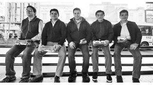 Delirantes por los ómnibus: un grupo de rosarinos cuenta su fanatismo por los colectivos