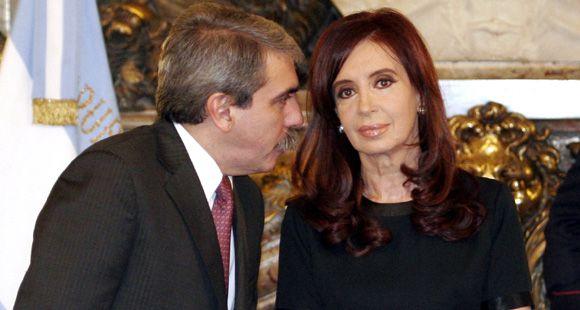 Aníbal cuestionó a Cristina por no apoyar a los exfuncionarios detenidos.