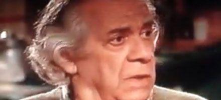 Murió el actor Ricardo Lavié