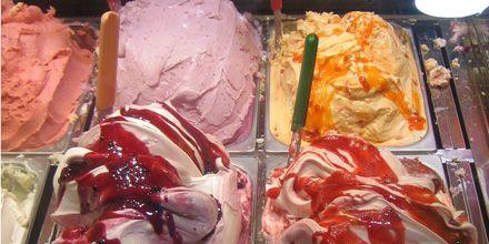 ¿Cuáles son los sabores de helado más raros del mundo?