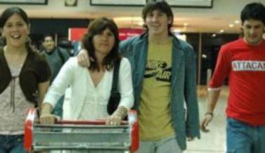 Messi: Mi hermanita volvió a Argentina porque no entendía el catalán y lloraba