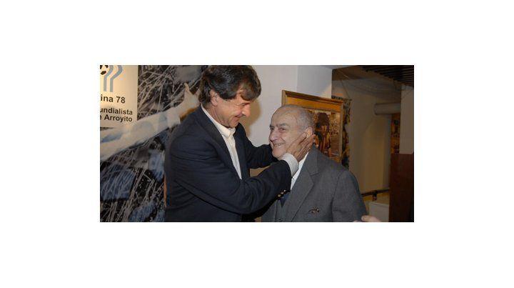 Falleció el escribano Víctor Vesco, ex presidente de Rosario Central
