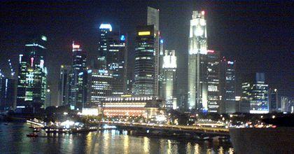 Circuito Callejero De Marina Bay : F�rmula 1: los equipos buscan la luz en singapur la primera