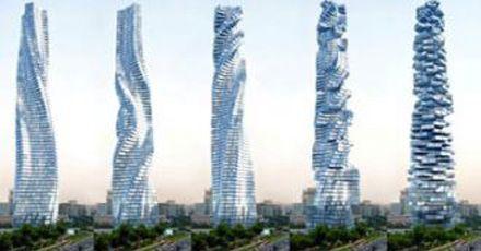 Dubai, Moscú y Nueva York lucirán los primeros rascacielos giratorios