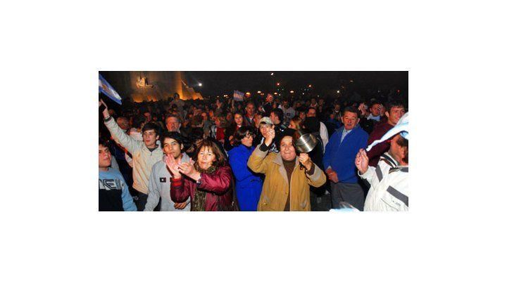 Las cacerolas volvieron a la calle para expresar su descontento con el gobierno