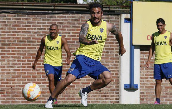 Boca regresará a las prácticas  a las 9.30 y ahí Guillermo comenzará a dar señales del posible equipo que  enfrentará a Atlético Rafaela