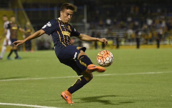 Franco Cervi manejará los hilos del equipo junto a Giovani Lo Celso.