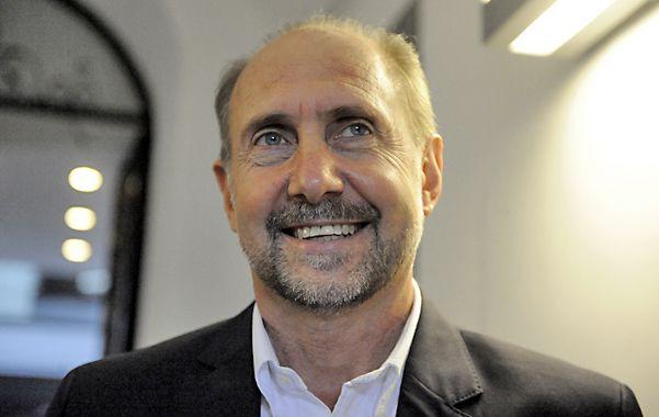 """Perotti afirma que la fórmula que comparte con Ramos está """"absolutamente instalada"""" y confía en que ganará las generales."""