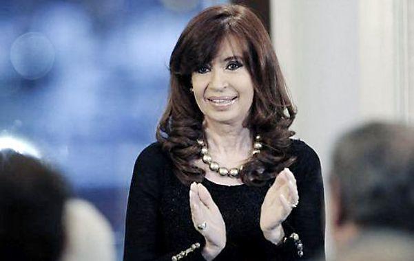 Ex presidenta. Cristina tiene que declarar por la venta de dólares a futuro.