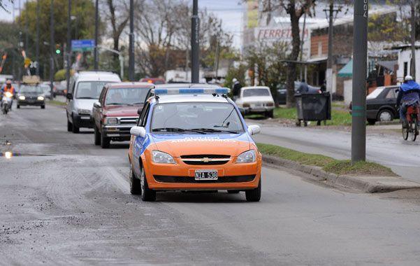 Presencia. Los nuevos móviles de la Comunitaria patrullan la zona sur.