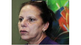 No vuelve. La médica cubana Ramona Matos Rodríguez refugiada en Brasil.