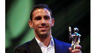 Año intenso. Maxi se consagró con el Newell's de Martino y rindió en gran nivel en la selección de Alejandro Sabella.