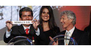 Newells, en el grupo de la fantasía de la Copa Libertadores de América
