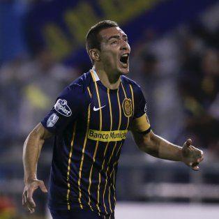 marco ruben, el segundo goleador de esta edicion de la copa libertadores