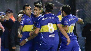 Boca recuperó la mística copera y pasó a la semifinal por penales
