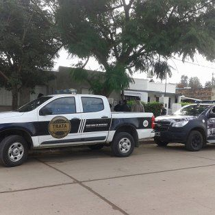 secuestraron elementos de pornografia infantil en un operativo en capitan bermudez