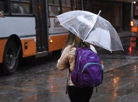 Rosario se resigna a un domingo con lluvias y cielo nublado para toda la jornada