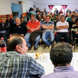 los trabajadores municipales paran el proximo jueves y se movilizan a santa fe