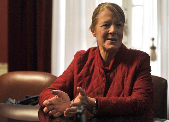 Los sauces. Stolbizer amplió su denuncia contra la ex presidenta.