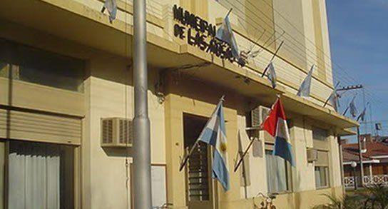 Crisis. La conflictiva situación en la Municipalidad de Las Rosas lleva 5 meses.