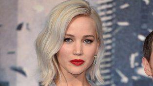 Jennifer Lawrence deslumbró al público en la premiere del último capitulo de la saga de X-Men.