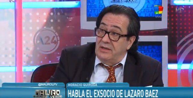 Horacio Quiroga estuvo a cargo de los emprendimientos petroleros de Báez.