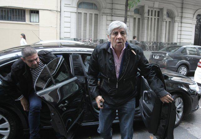 Hugo Moayo se aleja de la CGT por una decisión personal