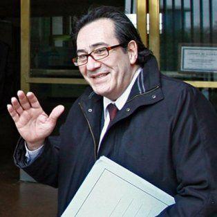 Horacio Quiroga, exsocio de Lázaro Báez.