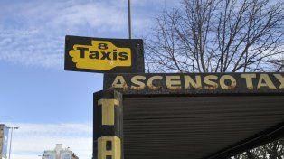 La discusión terminó cuando un taxista de 65 años blandió un arma blanca. (foto archivo)