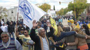 La Municipalidad de Las Rosas estaría en camino de normalizarse. (foto archivo)