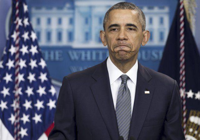 Histórico. Barack Obama estará en Hiroshima el viernes 27