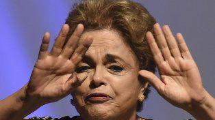 Contra las cuerdas. La presidenta brasileña reiteró que su mandato termina el 31 de diciembre de 2018.