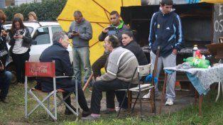 Macri visitó al rosarino que le mandó una carta con 100 pesos para ayuarlo en el gobierno
