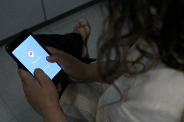La joven utilizó la app Periscope para filmar su propia muerte.