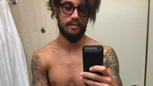 Daniel Osvaldo quedó envuelto en un nuevo escándalo tras la aparición de fotos íntimas