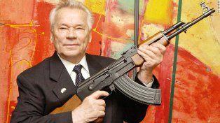 El director de la empresa Kaláshnikov